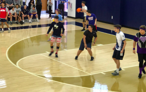Duck, Dive, and Dodge: Dodgeball Tournament 2018