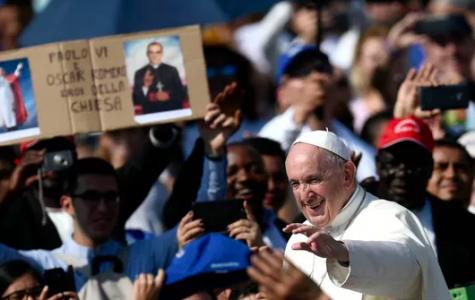 Archbishop Oscar Romero is Declared a Saint