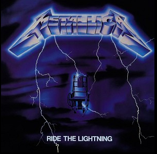 The album cover for Metallica's