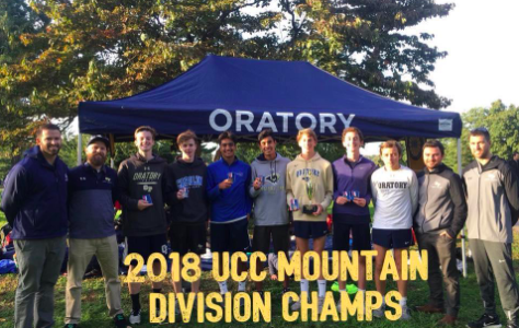 OP Cross Country Successes at the Conference Championships