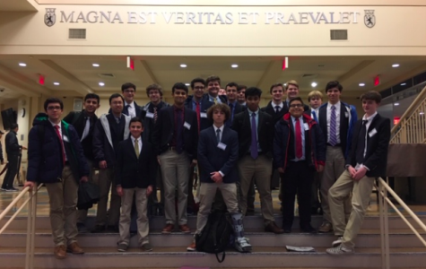 Making the World a Better Place: Model UN attends HoMMUNC