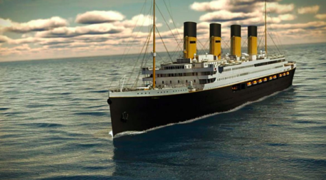 A New Titanic?