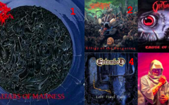 """Top 5 Old School Death Metal Albums"""