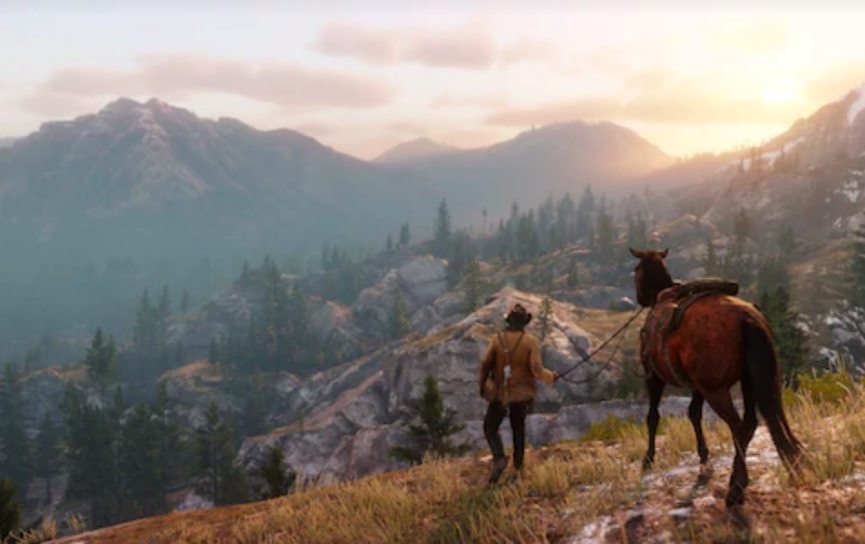 Red Fallout Redemption 76 - 2018's Newest Games