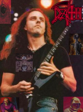 "Chuck Schuldiner, the ""Godfather"" of Death Metal"