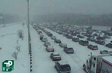 The New Jersey Snow Day Transportation Debacle