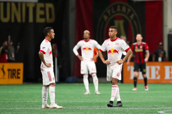 Recap of the MLS Eastern Conference Final First Leg