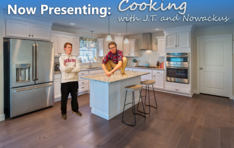 J.T. Dolan and Jake Nowacki to release new cooking show on OPtv