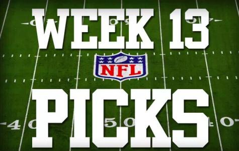 NFL Week 13 Hot Matchups