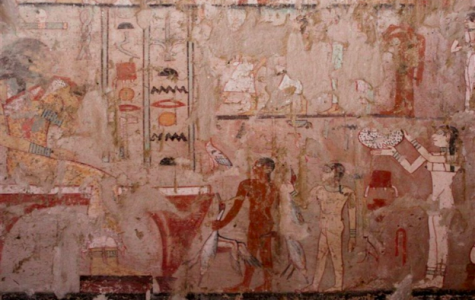 4,000 Year Old Tomb Discovered in Egypt