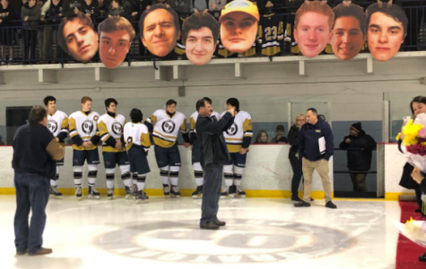 Recapping Senior Night with OP Puck Captain John Meehan