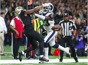 Refball: The Calls that Shaped Super Bowl LIII