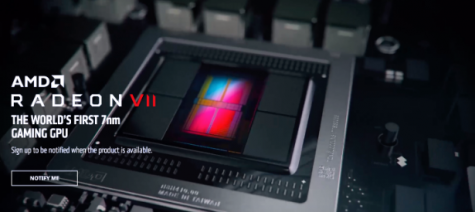 The 7 Nanometer Graphics Processor
