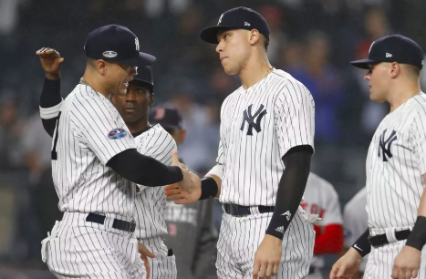 Yankees' Offseason Moves...So Far