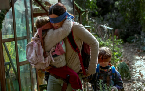 Bird Box and What Makes a Movie Scary