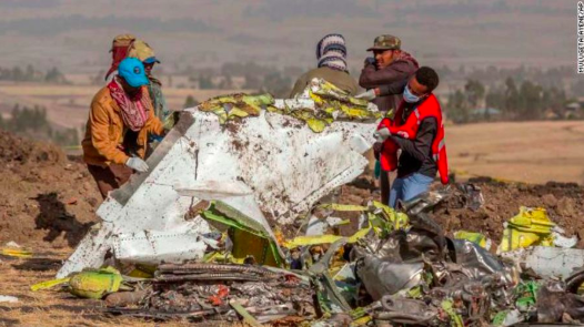 Boeing Tragedy