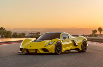 The Hennessey Venom F5