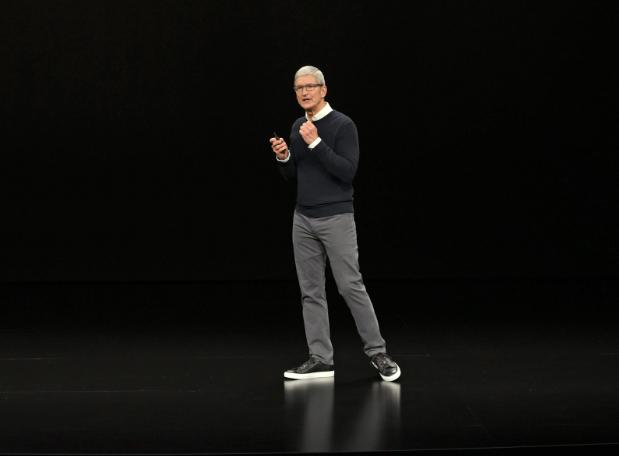 Apple Taking to New Horizons