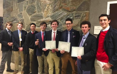 From Fledgling to Forceful: Model UN at Oratory
