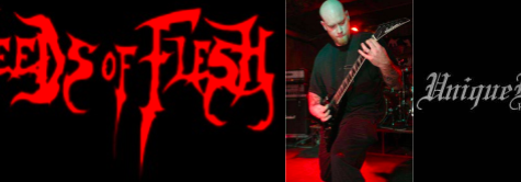 Deeds of Flesh / Erik Lindmark / Unique Leader Records