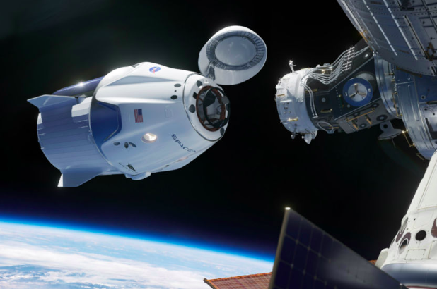 SpaceX's Dragon V2 - The Replacement of the Space Shuttle?