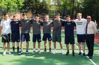 An Interview with Varsity Tennis Captain Luke Bernstein