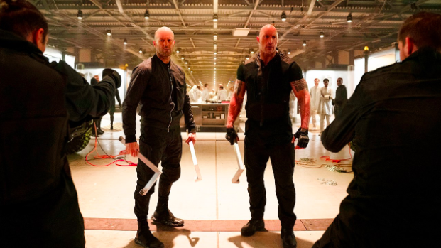 First Thoughts on Hobbs and Shaw