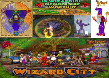 A Trip Down Memory Lane – Wizard 101