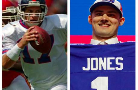 Nostalgia for the New York Giants