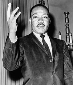 Anniversary of Martin Luther King Jr's Assassination