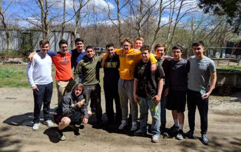 2019 Senior Trip to Top Gun Paintball
