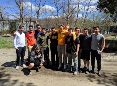 2019 Senior Trip to Top Gun Paintball