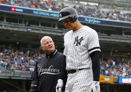 Injuries: The Story of the 2019 New York Yankees