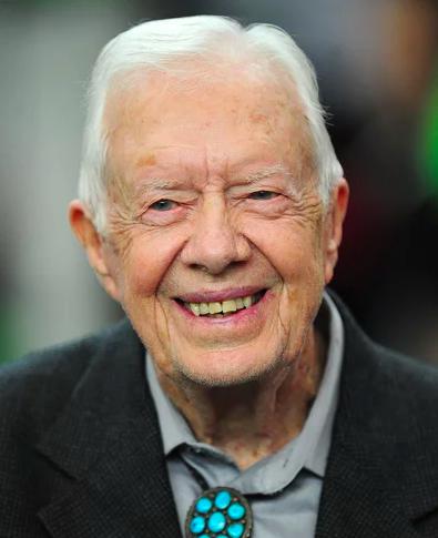 Oldest Living President Suffers a Broken Hip