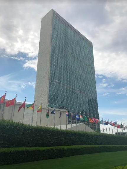 Model UN Goes to the UN