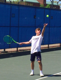 Interview with OP Tennis Talent Nick Carnevale