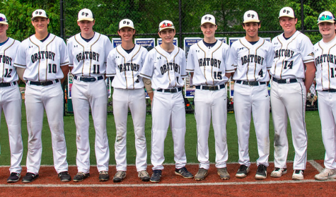 Varsity Baseball Makes School History