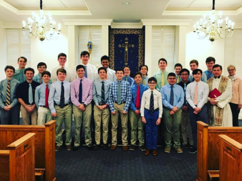 St. Philip Neri Club Update