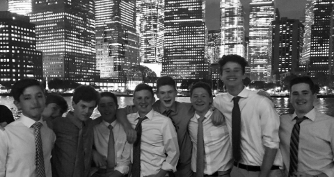 The Boys on the Boat - Semi-Formal Recap