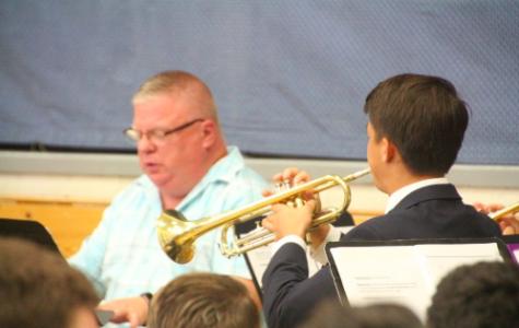 Musicians at OP