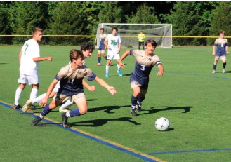 OP Soccer Bounces Back, Defeats Archrival New Providence
