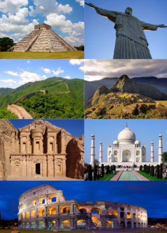 These are the new Seven Wonders: Which will prevail?