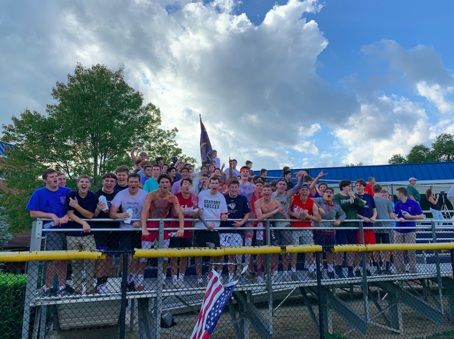 Rams Continue to Dominate: Rowdies Show Tremendous Support in First Round County Win