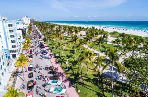 Omega Travels – Miami Beach