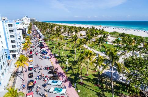 Omega Travels - Miami Beach