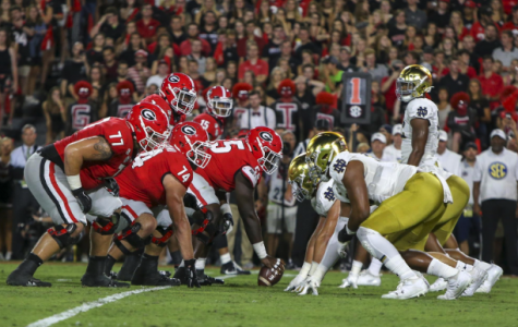 Battle of Athens: Reaction to Notre Dame vs. Georgia Football Game