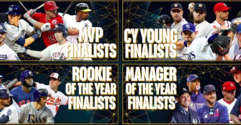 MLB BBWAA Award Predictions