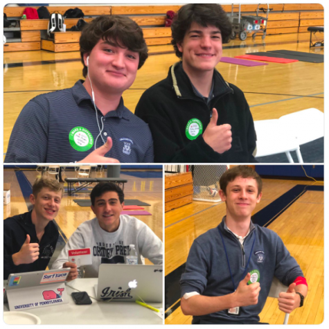 OP's Annual Blood Drive