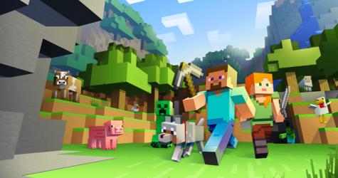 The Minecraft Renaissance at OP