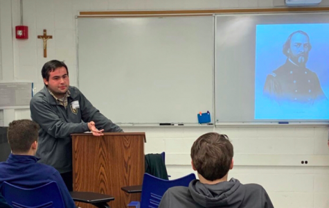 Guest Speaker at History Club